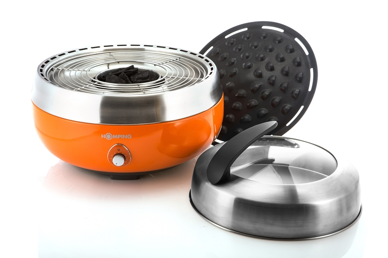 KIT HOMPING GRILL - MENOR