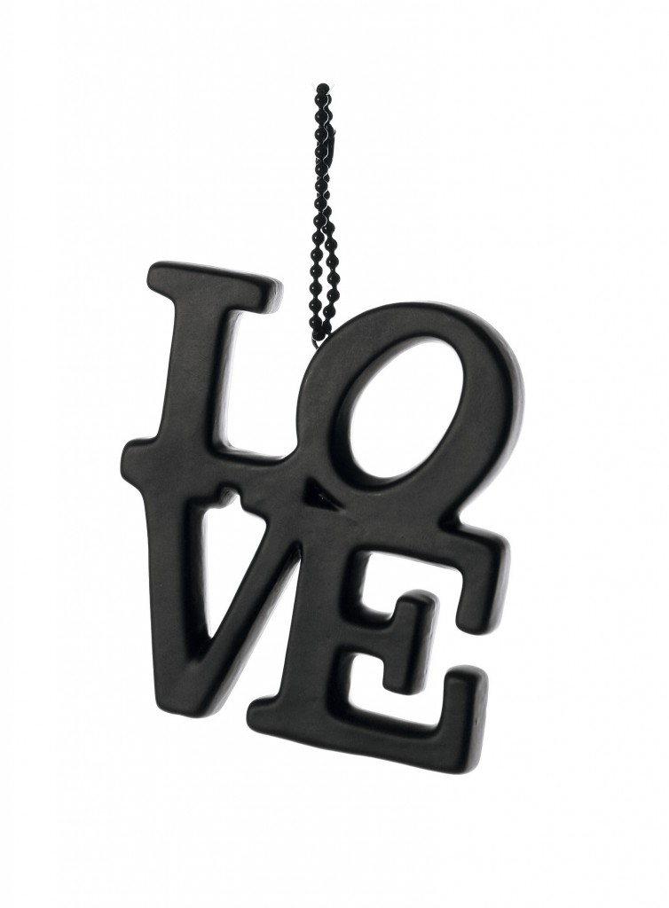 Memorabilia Black Charms love